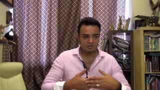 Победитель битвы экстрасенсов Мехди отвечает на вопросы. Часть 2 — Вафа Мехди Эбрагими — видео