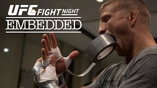 UFC EMBEDDED Fight Night Chicago Ep3