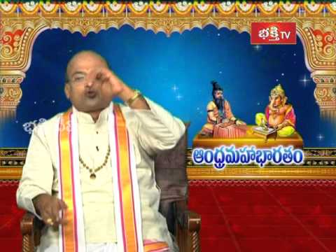 Andhra Mahabharatam - Salya Parvam (Episode 1317   Part 3)