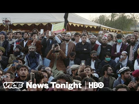These Pakistanis Are Demanding Justice For Racist Policing (HBO) (видео)