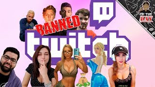 Video Exposing Twitch's Sexism And Their Biased Treatment Of Thots - L Of The Day MP3, 3GP, MP4, WEBM, AVI, FLV Desember 2018