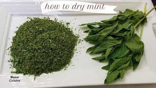 How To Dry Mint In Easy Way, How To Dry Herbs pudina powder recipe how to dry pudina, home made pudina powder how to dry mint , how to dry herbs dry herbs in microwave, easy herb drying, dyr mint in easy wayطرز تهیه نعنای خشکتمام نعنا هارا شسته بگذارین که آبش خشک شوه و بعدادر روی دستمال آشپزخانه هموار کرده به مدت چهل ثانیه در microwave  خشک کنینafghani food recipes, afghani recipe, afghani cooking channelmazar cuisine recipes