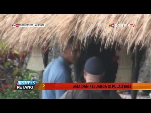 Kegiatan Barack Obama dan Keluarga di Bali