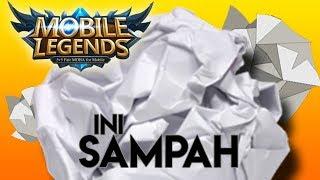 Video BUANGLAH SAMPAH PADA TEMPATNYA | Mobile Legend Bang Bang Indonesia MP3, 3GP, MP4, WEBM, AVI, FLV Maret 2018