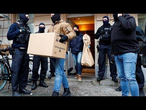 Berlin: Razzia in der As-Sahaba-Moschee im Wed ...