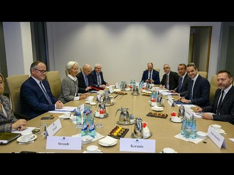 Ικανοποίηση Λαγκάρντ στην συνάντηση με Μητσοτάκη για τις μεταρρυθμίσεις στην Ελλάδα…
