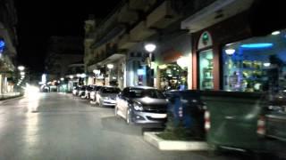 Veria Greece  city images : Greece Veria city late night