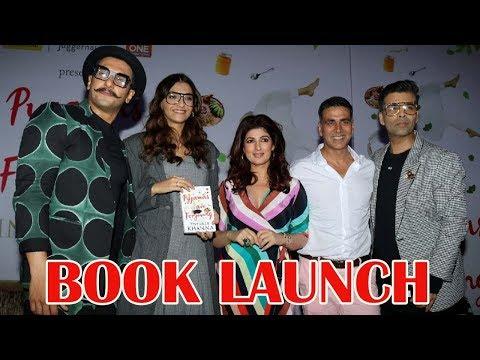 Ranveer Singh, Akshay Kumar, Karan Johar At Twinkl