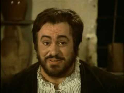 mobile - Jean-Pierre Ponnelle's classic film of Verdi's dark tragedy features the legendary Luciano Pavarotti as the dashing Duke of Mantua.