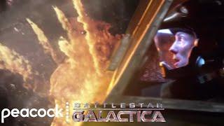 Battlestar Galactica | Best Space Battles