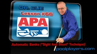 Dr. Cue Pool Lesson #66: M&M Banking System (