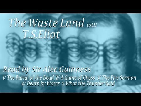 The Waste land (1) T.S.Eliot