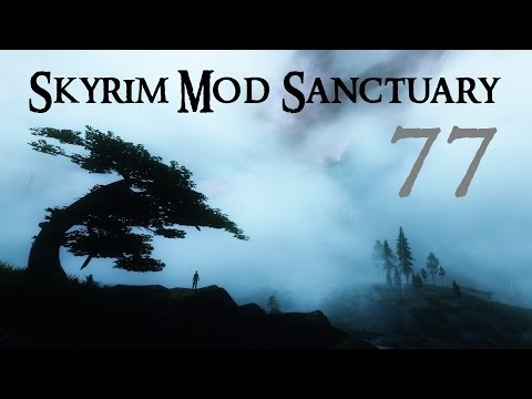 skyrim mod - Skyrim Mod Sanctuary 77: Audio Overhaul, Matter of Time and Alternate Summoning Visuals Mods covered in this video: 1. Audio Overhaul for Skyrim (0:27) : htt...
