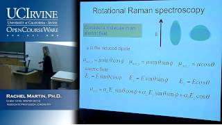 Molecular Structure&Statistical Mechanics 131B. Lecture 10. Anharmonic Potential.