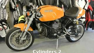 4. 2007 Ducati SportClassic Sport 1000 S - superbike, Top Speed