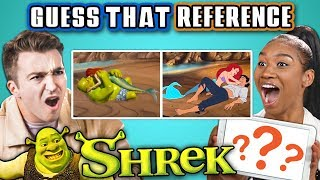 Video GUESS THAT SHREK REFERENCE CHALLENGE (React) MP3, 3GP, MP4, WEBM, AVI, FLV Agustus 2019