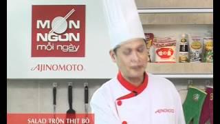 Món Ngon Mỗi Ngày - Salad trộn thịt bò