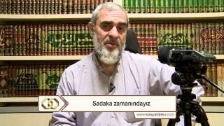 27-Sadaka Zamanındayız - Nureddin Yıldız - Sosyal Doku Vakfı