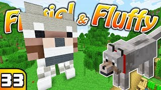 FRIGIEL & FLUFFY : Le cadeau pour Fluffy | Minecraft - S6 Ep.33