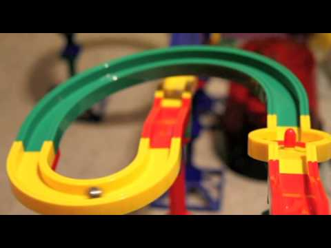 Marble Run Machine
