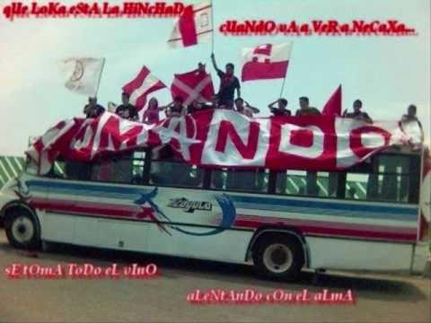 comando rojiblanco tributo - Comando Rojiblanco - Club Necaxa