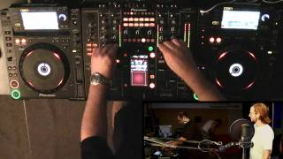 Anthony Pappa - Live @ DJsounds Show 2010