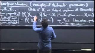 Lecture 31: Markov Chains | Statistics 110