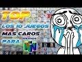 Top Los 10 Juegos Mas Caros Para Nintendo 64