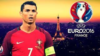 Cristiano Ronaldo - Euro 2016 - Skills & Goals