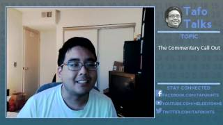 Tafo Talks: The Commentary Call out