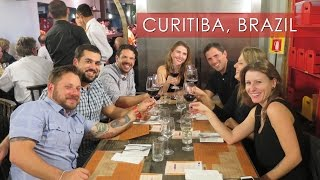 Curitiba Brazil  city photo : Curitiba Parks and Private Parties - Travel Deeper Brazil (Ep. 13)