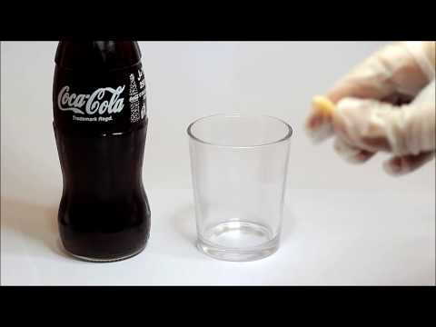 What happens to a tooth if you leave it in Soft Drink for 24 hours?