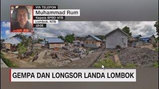 Video Gempa dan Longsor Landa Lombok MP3, 3GP, MP4, WEBM, AVI, FLV Maret 2019
