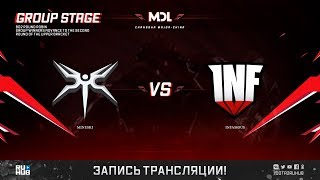 Mineski vs Infamous, MDL Changsha Major, game 1 [Mortalles]