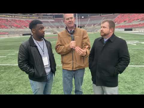 Was Garrett Wilson or Zach Harrison more impressive in Ohio State football's win over Maryland?