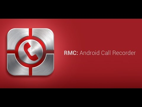 Video of RMC: Android Call Recorder