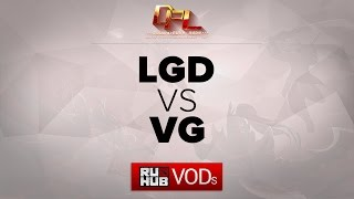 LGD.cn vs VG, game 2