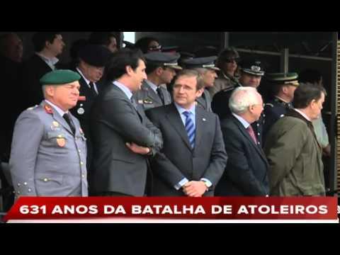 631 ANOS DEPOIS DA BATALHA DE ATOLEIROS