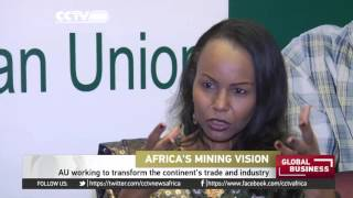 AU working to transform the continents trade and industry