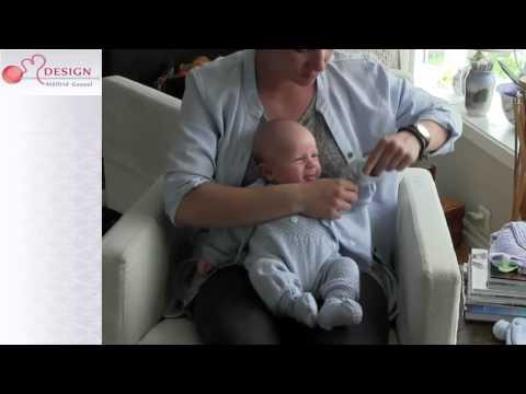 005B Isabell und Isak – Stricken für babys – Design Målfrid Gausel
