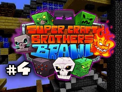 MAGMA SLIME MASTER - Minecraft: Super Craft Brothers Brawl w/Nova, Kevin, Immortal & Sly Ep.4 Video