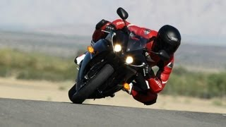 5. 2012 YAMAHA YZF-R1 onboard footage @Chuckwalla Valley Raceway