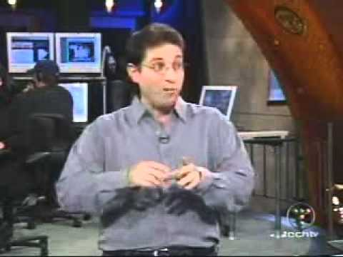 The Screen Savers – Boot Camp: Kevin Mitnick and Steve Wozniak share Tips