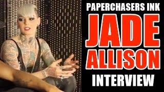 INTERVIEW: JADE ALLISON