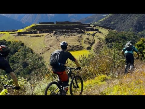 Bikepacking the Inca Trail
