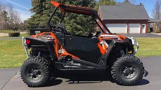 7. #16 Polaris RZR S 1000 SXS Review and Walk Around Marauder's Accessories.