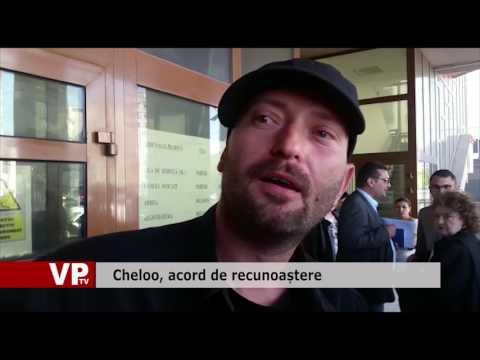 Cheloo, acord de recunoaștere