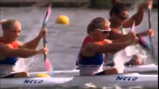 2014 Moscow K2 500m Women Canoe Sprint World Championships