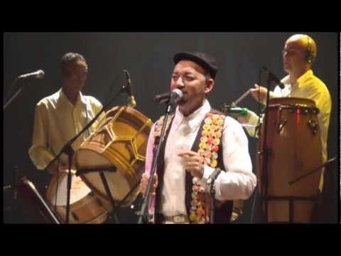 ARAPUA NO CABELO - Carlos Zens - Show no Teatro Riachuelo.wmv