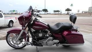 5. 613058   2016 Harley Davidson Street Glide Special   FLHXS